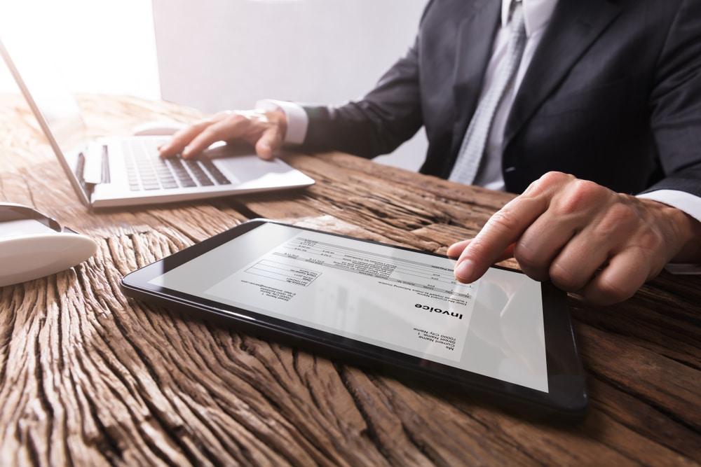 Digital tax evaluation