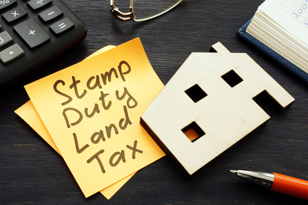 Stamp Duty Land Tax (SDLT) for non-UK residents